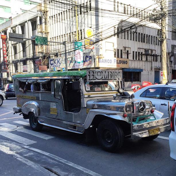 Jeapney-Manila