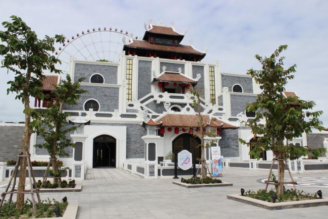 Asia Park, Азия Парк, Дананг, вьетнам