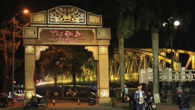 Хюэ достопримечательности, Вьетнам