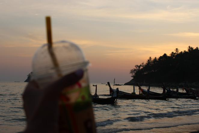 пляжи пхукета, таиланд