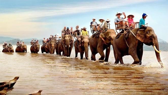 Экскурсия в Даклак из Нячанга