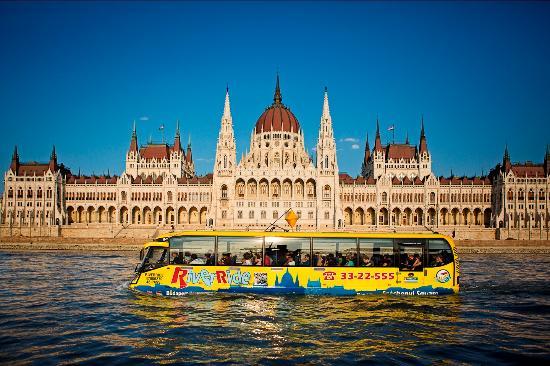 Речной круиз по Дунаю, Будапешт, Венгрия