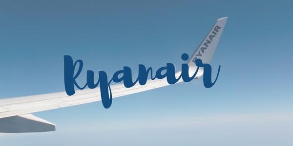 Ryanair экономим на билетах