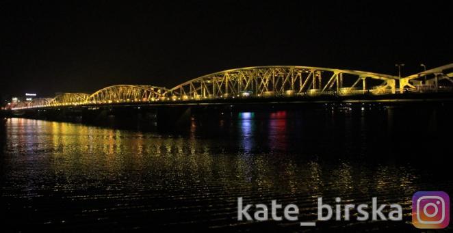 Городской мост, Хюэ