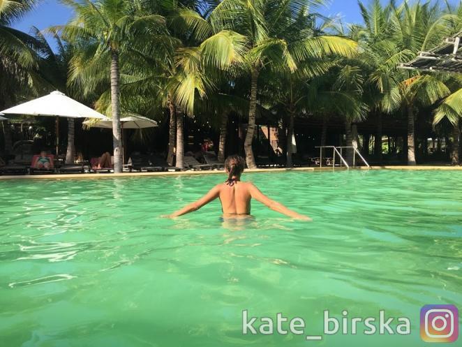 Бассейн с минеральной водой I Resort