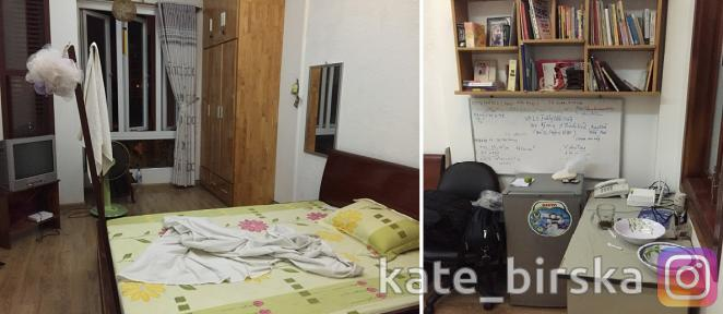 Комната в туристическом квартале 150$