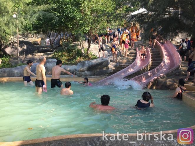 I Resort hot spring, Nha Trang