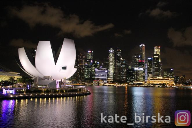 Огни большого города, Сингапур