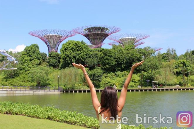 Сингапур, ЮВА