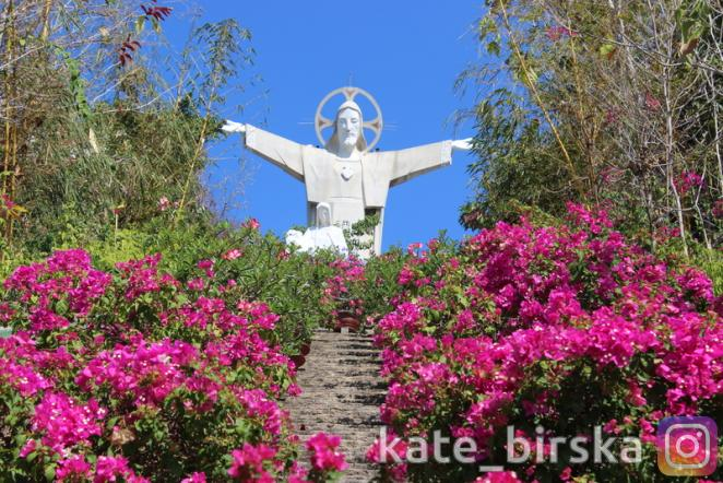 Статуя Иисуса Христа, Вунг Тау