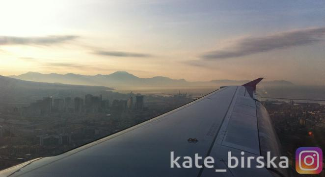 Неаполь с WizzAir