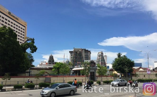 Храмы Пенанга