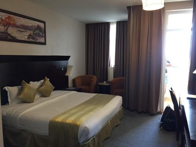 Отель Dakruco Hotel, Буонметхуот, Даклак