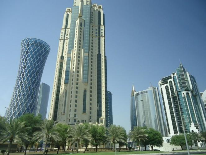 Бесплатная экскурсия в Дохе