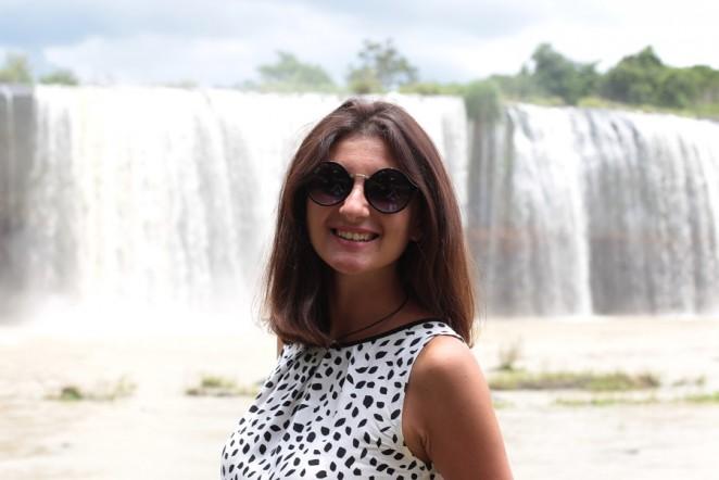Водопад Драй Нур, Даклак