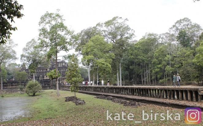 Ангкор Том, Сием Рип, Камбоджа