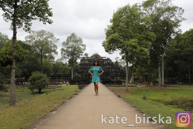Храм Бопуон, Ангкор, Сием Рип, Камбоджа