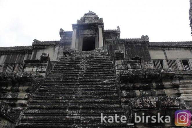 Ангкор Ват, Камбоджа
