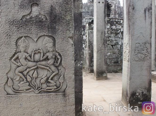 Байон, Ангкор, Камбоджа