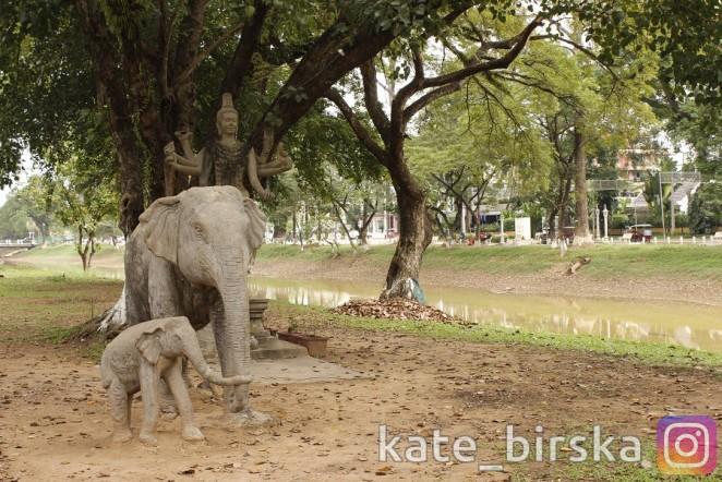 Набережная Сием Рипа, Камбоджа