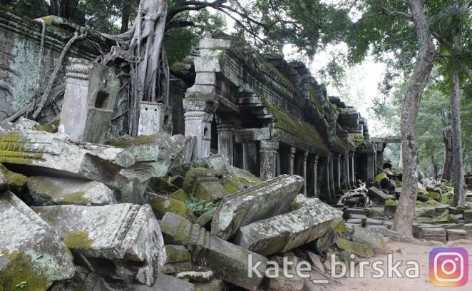 Храм Лары Крофт