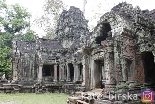 Храм Лары Крофт, Камбоджа