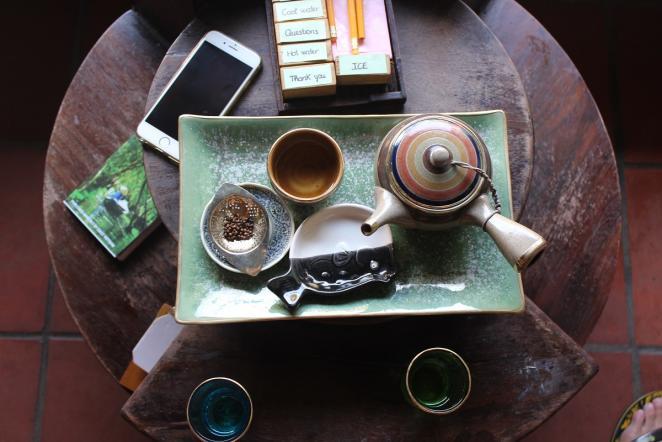 Стильная кофейня в Хойане