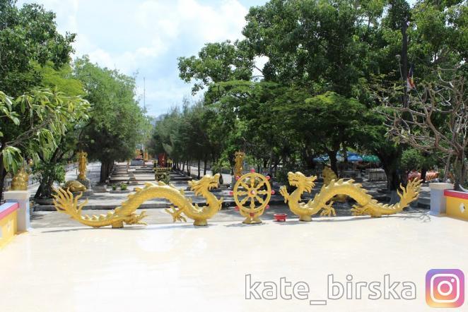 Коралловая пагода Ту Ван, Камрань
