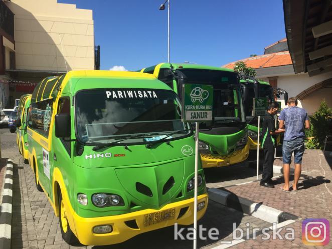 Автобусы Kura-Kura