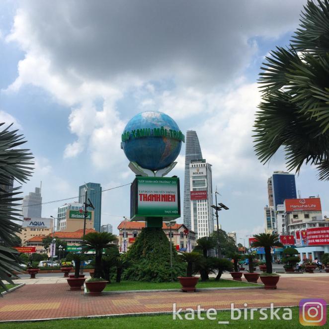 Отправная точка по городу