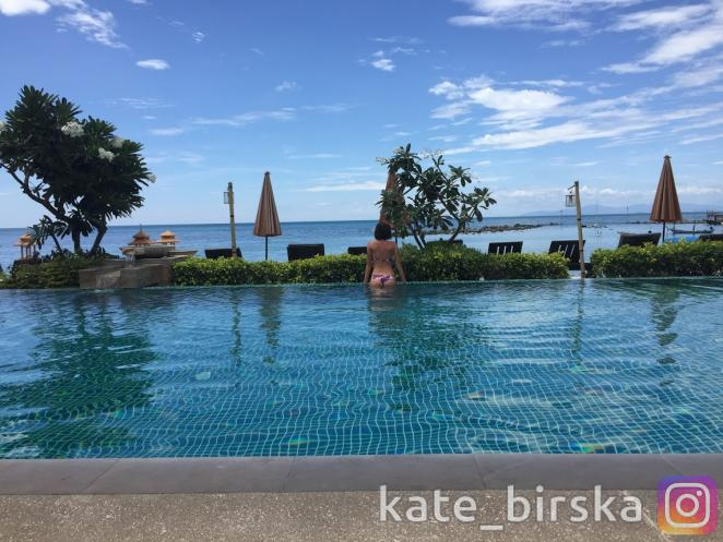 Отель Samaya Bura, пляж Ламаи, Самуи, Таиланд