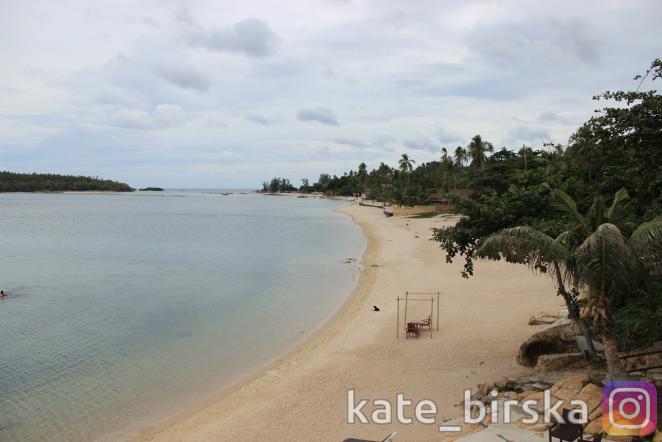 Север острова Самуи
