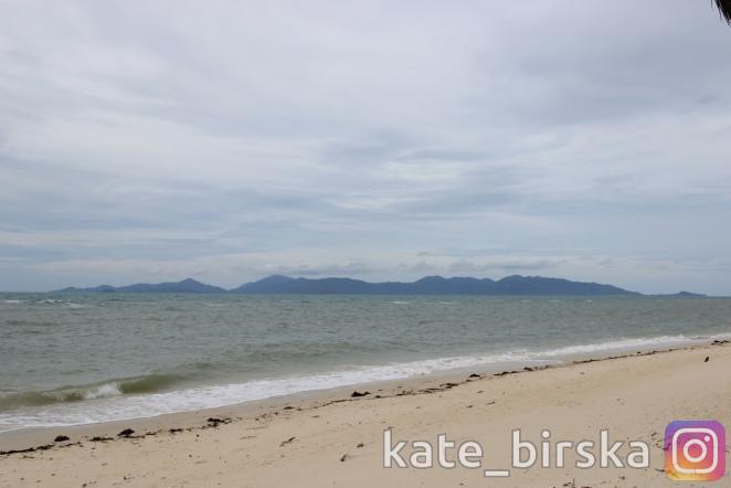 Запад острова Самуи