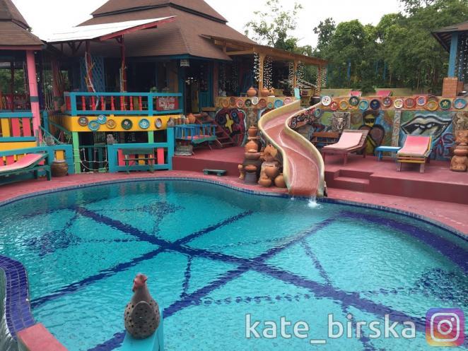 Смотровая площадка отеля Viranda Resort