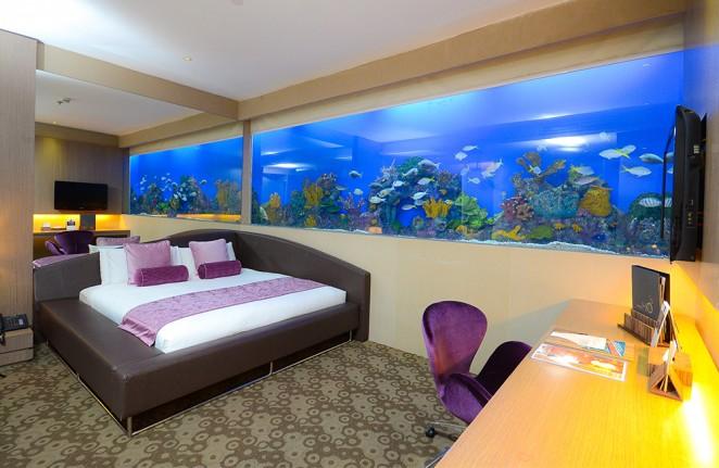 Отель H2O в Маниле, Филиппины