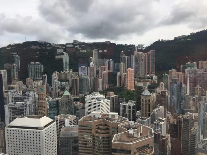 Смотровые площадки Гонконга