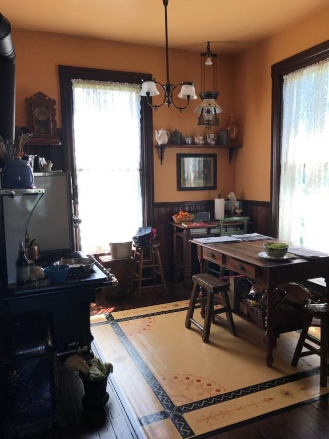 Викторианский дом в Орегоне, США