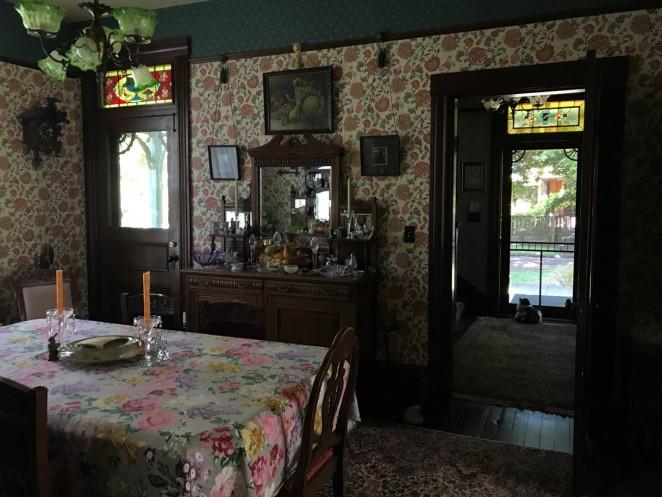 Викторианский дом в США
