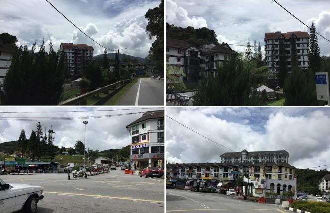 Тана Рата и Бринчанг, Камерон Хайлендс, Малайзия
