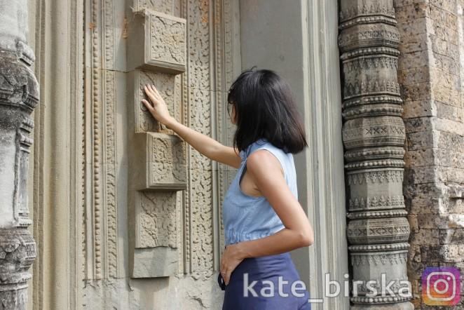 Храмовый комплекс Ангкор, Камбоджа