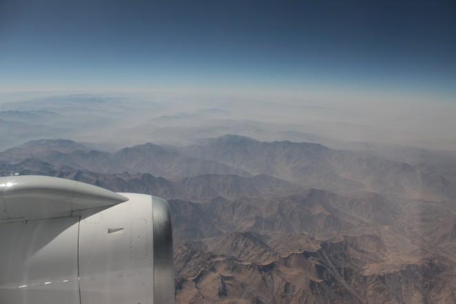 Афганистан с высоты