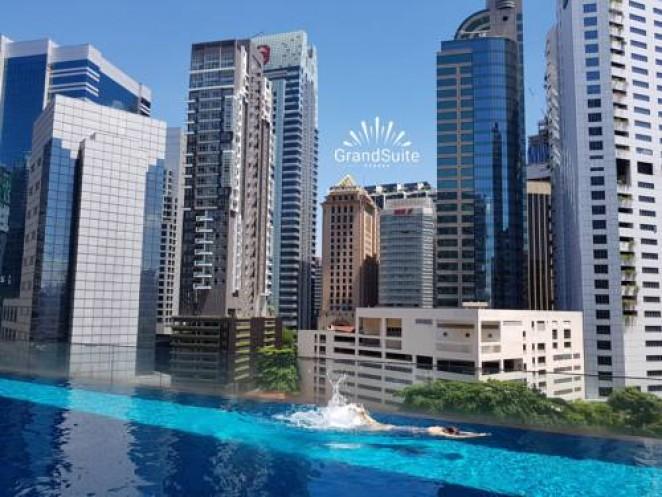 Апартаменты с кухней в Куала Лумпуре, Малайзия
