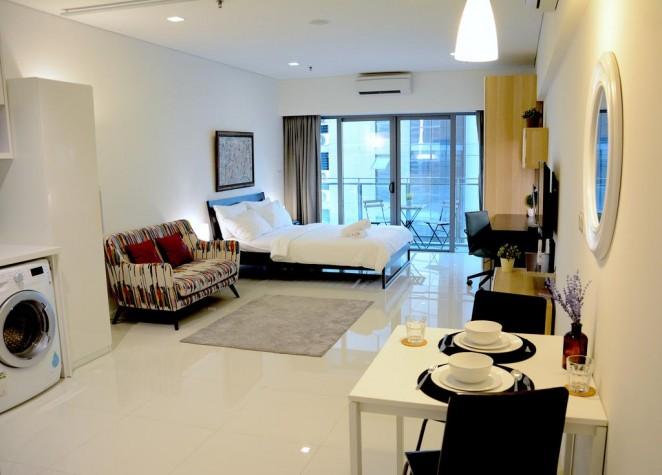 Недорогие апартаменты с кухней в Куала Лумпуре