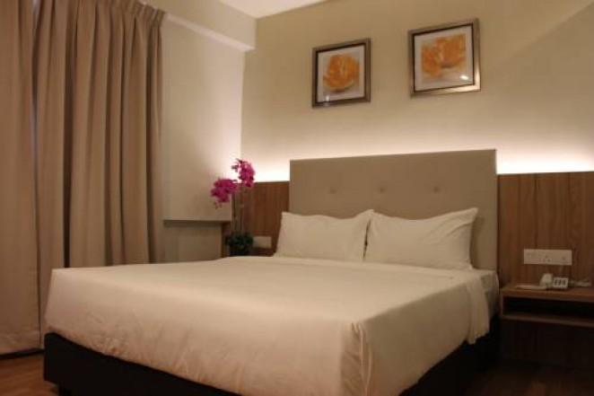 Недорогой отель в Куала Лумпуре, Малайзия