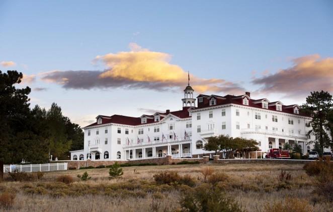 Отель с призраками, США
