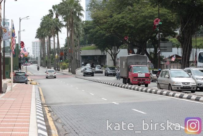 бесплатные автобусы в Малайзии
