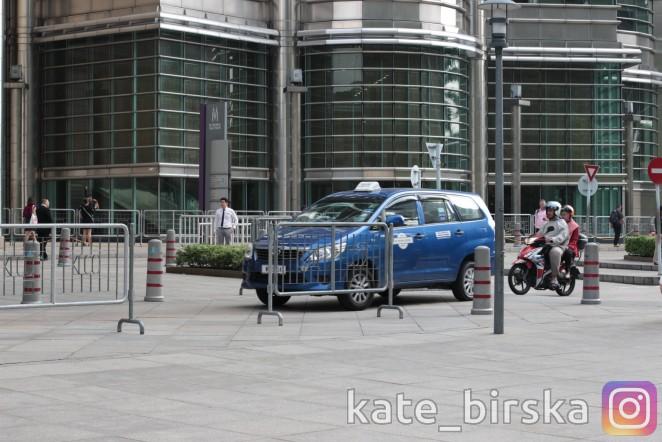 Такси в Куала Лумпуре, Малайзия