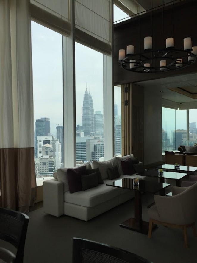 Отель с видом на Куала Лумпур, Малайзия