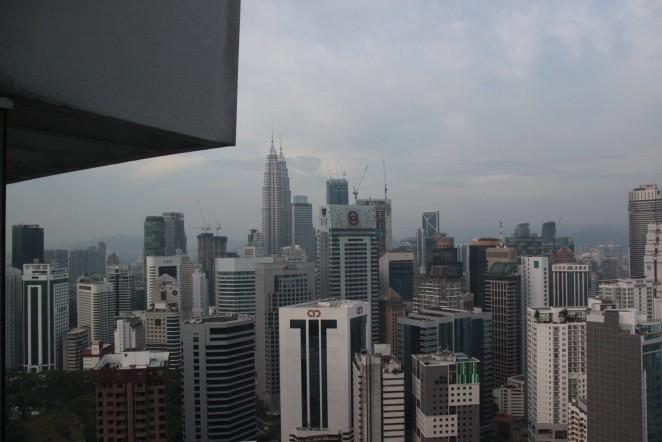 Смотровая площадка в Куала-Лумпуре, Малайзия