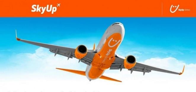 SkyUp - новый лоукост в Украине